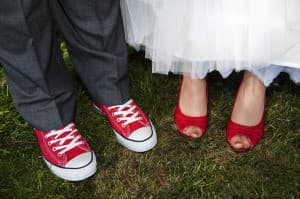 Bride Grooms Red Wedding Shoes 0082 960x638