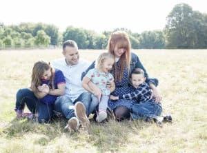 Bushy Park Family Photography 0016