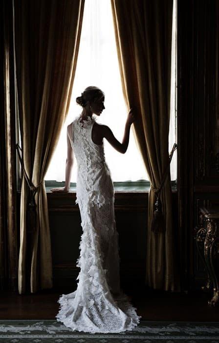 Cliveden House Boutique Bridal Wedding Dress