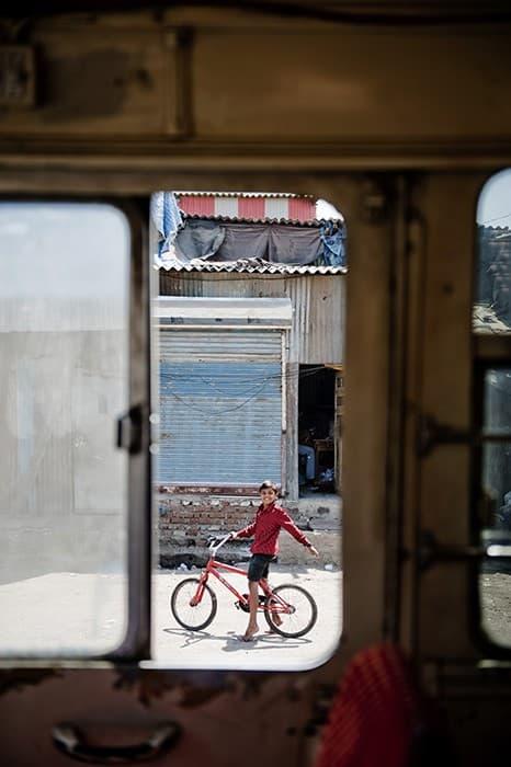 Deonar Slum Child Mumbai India 0032