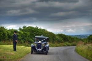 Devon Wedding Car 0147 960x638