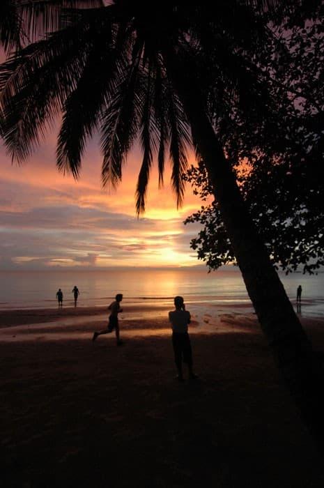 Ko Chang Sunset Thailand 0064