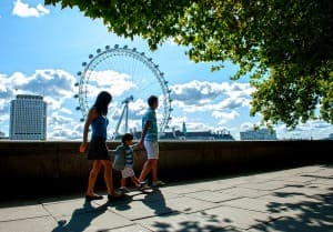 London Eye Family Photoshoot 960x669