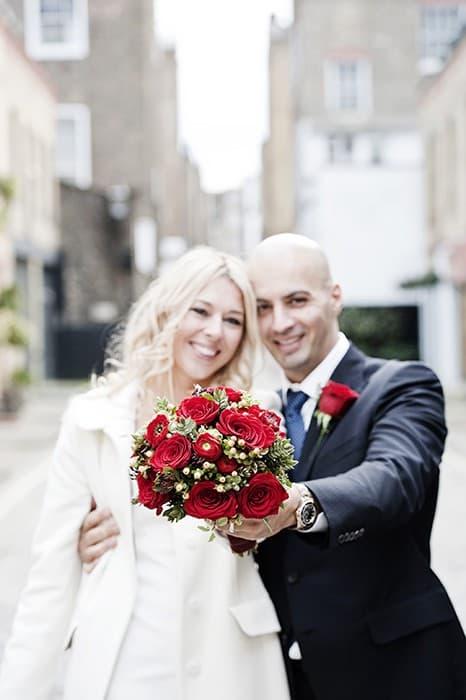 London Registry Office Wedding 0122