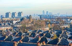 London Suburbs Canary Wharf 960x617