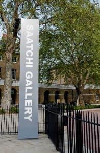 Saatchi Gallery London Event 0028
