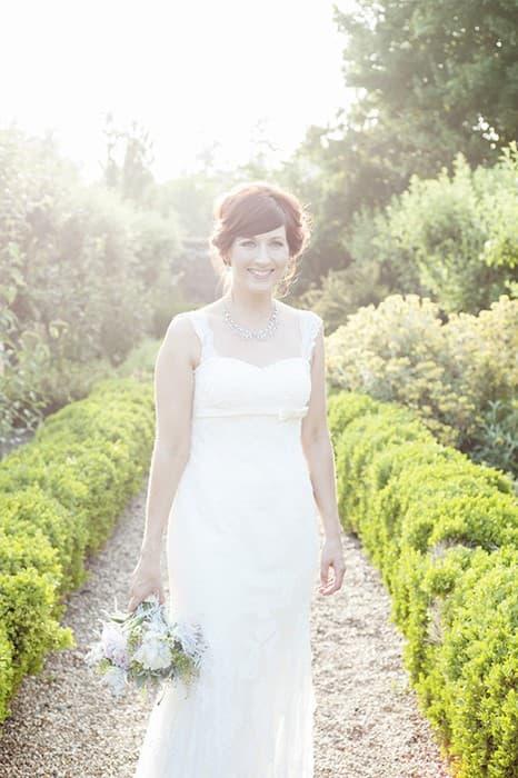 Secret Garden Wedding Bride 0005