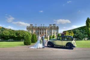 Surrey Stately Home Wedding Couple 0045 960x635