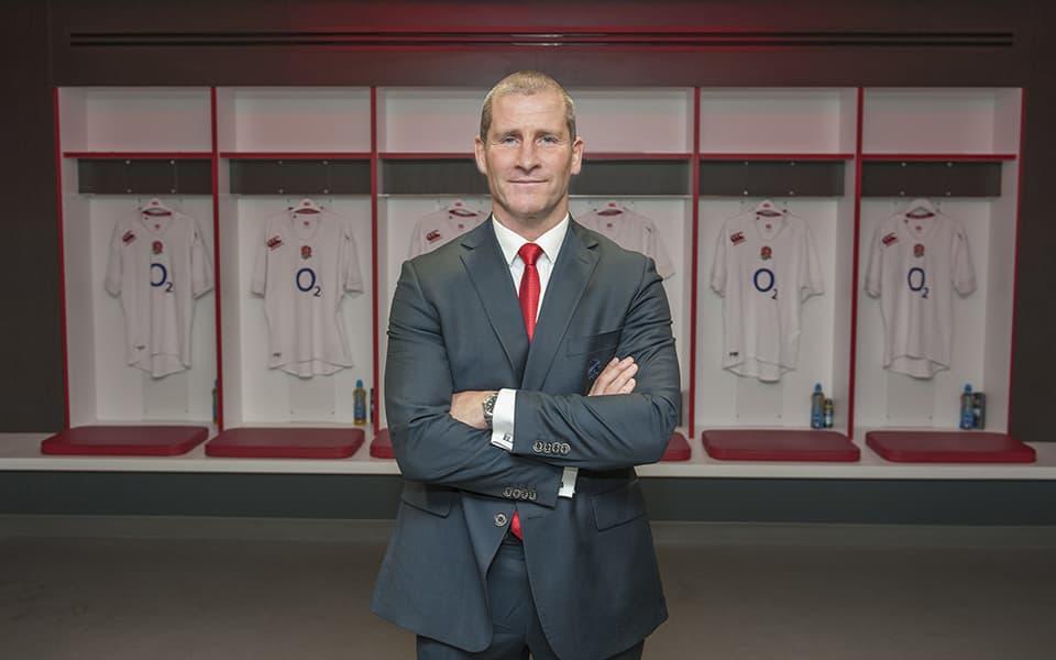 England Head Coach, Stuart Lancaster - Benjamin Wetherall Photography