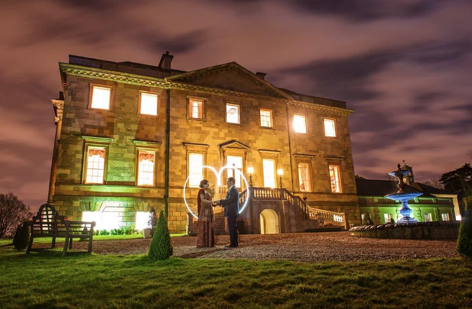Amy & Vitantonio – Botley's Mansion