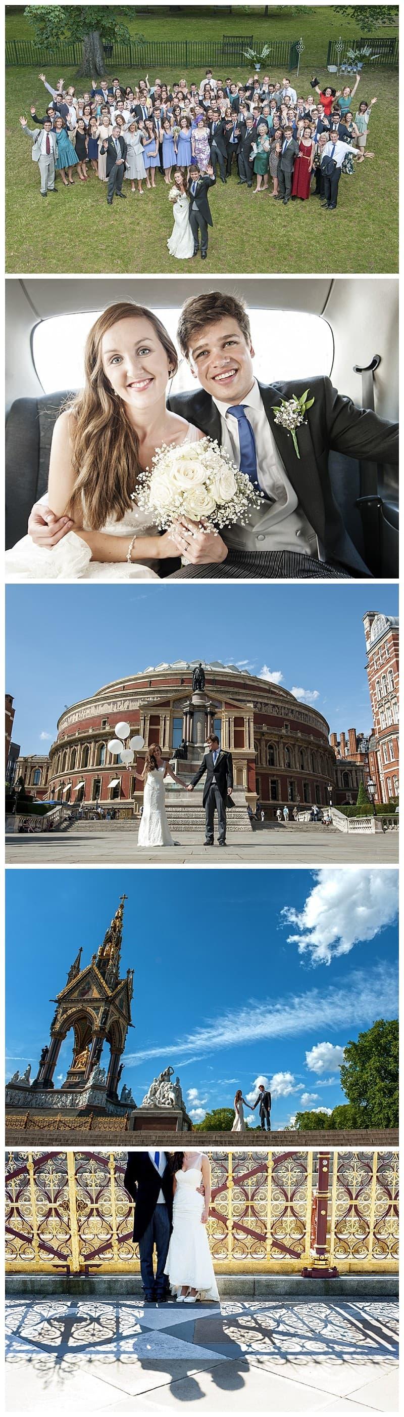 Dan & Rachel, Hyde Park, Kensington Wedding, Benjamin Wetherall Photography0031
