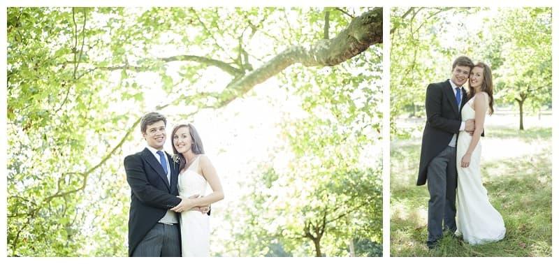 Dan & Rachel, Hyde Park, Kensington Wedding, Benjamin Wetherall Photography0033