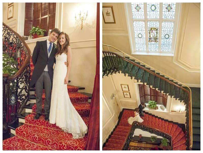 Dan & Rachel, Hyde Park, Kensington Wedding, Benjamin Wetherall Photography0045