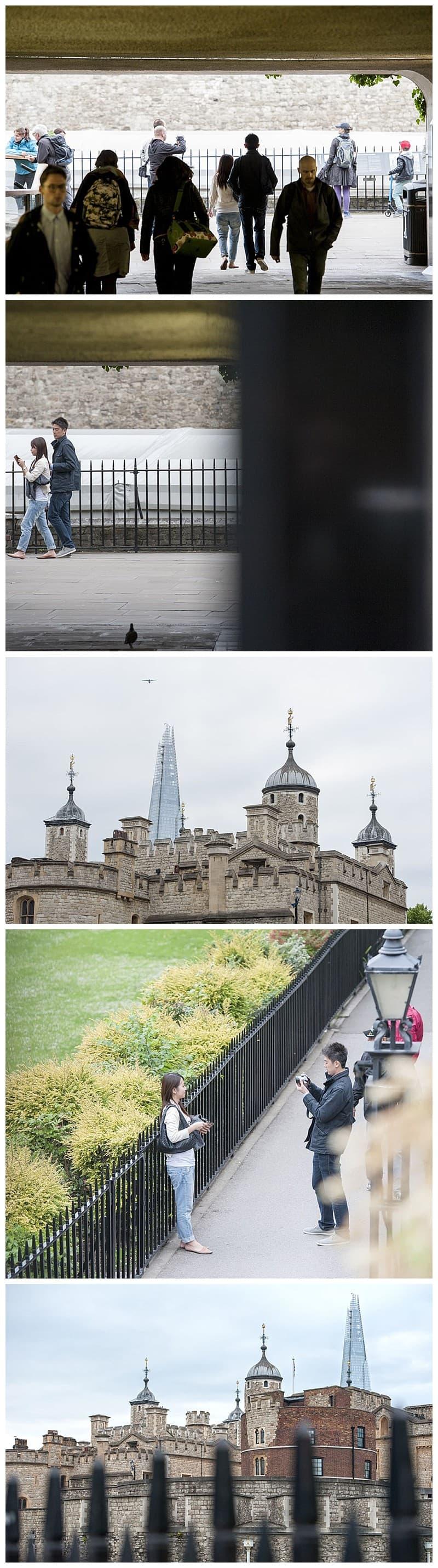 Kyle & Mandy Engagement Photoshoot, Tower Bridge, London, Benjamin Wetherall Photography0002