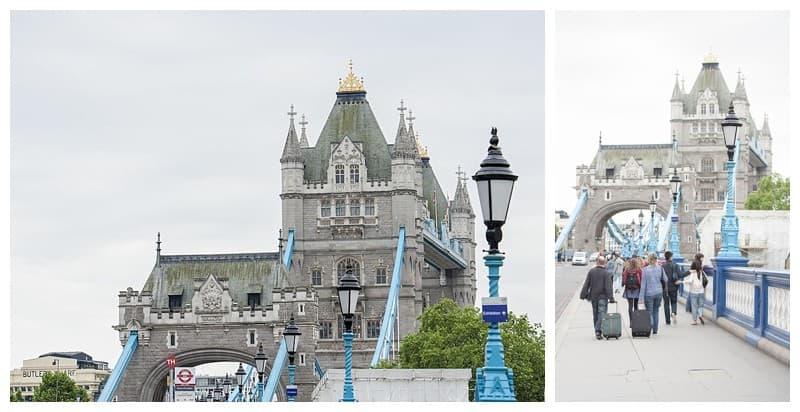 Kyle & Mandy Engagement Photoshoot, Tower Bridge, London, Benjamin Wetherall Photography0003