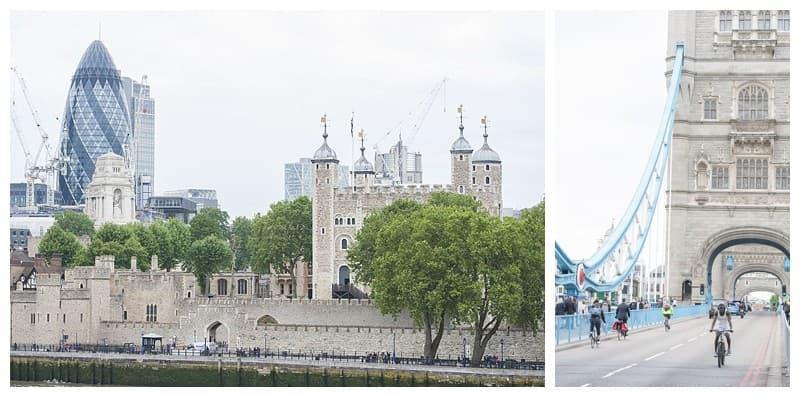 Kyle & Mandy Engagement Photoshoot, Tower Bridge, London, Benjamin Wetherall Photography0005
