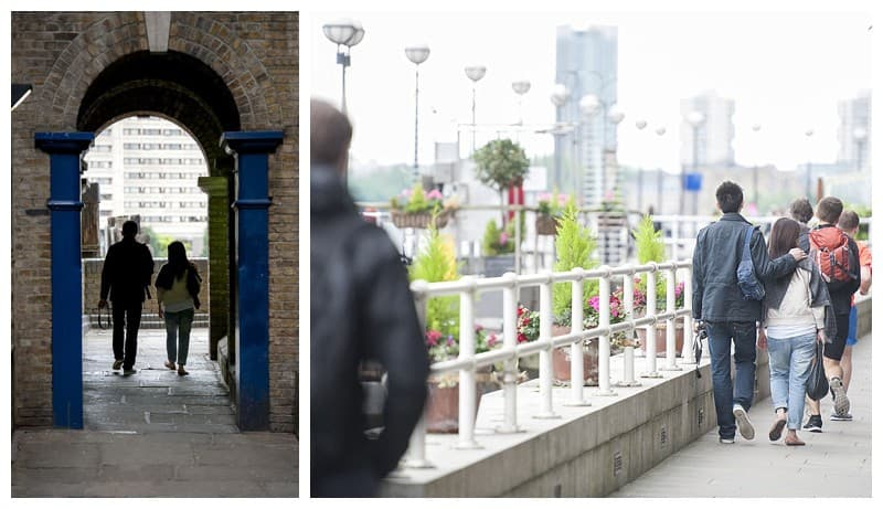 Kyle & Mandy Engagement Photoshoot, Tower Bridge, London, Benjamin Wetherall Photography0008
