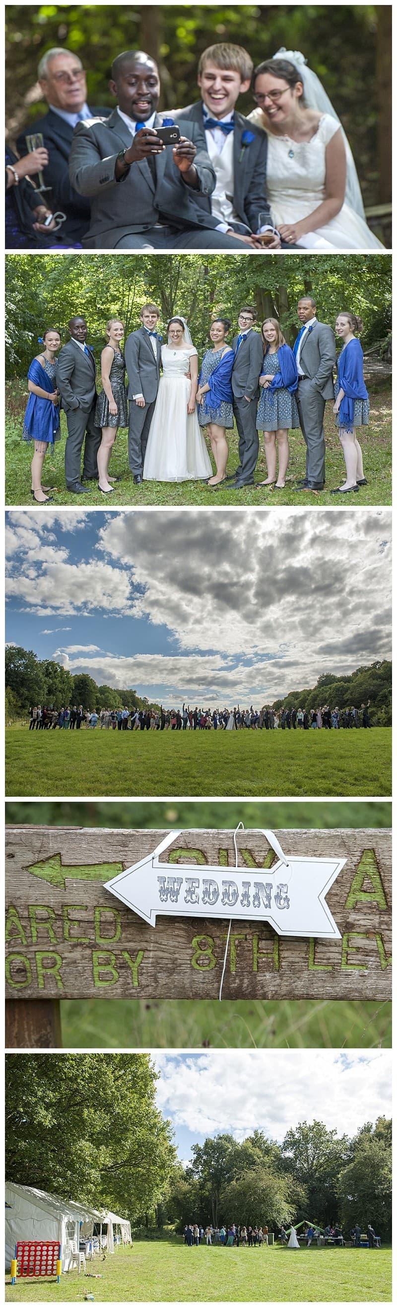 Richard & Elizabeth Scouting Wedding, Benjamin Wetherall Photography0019