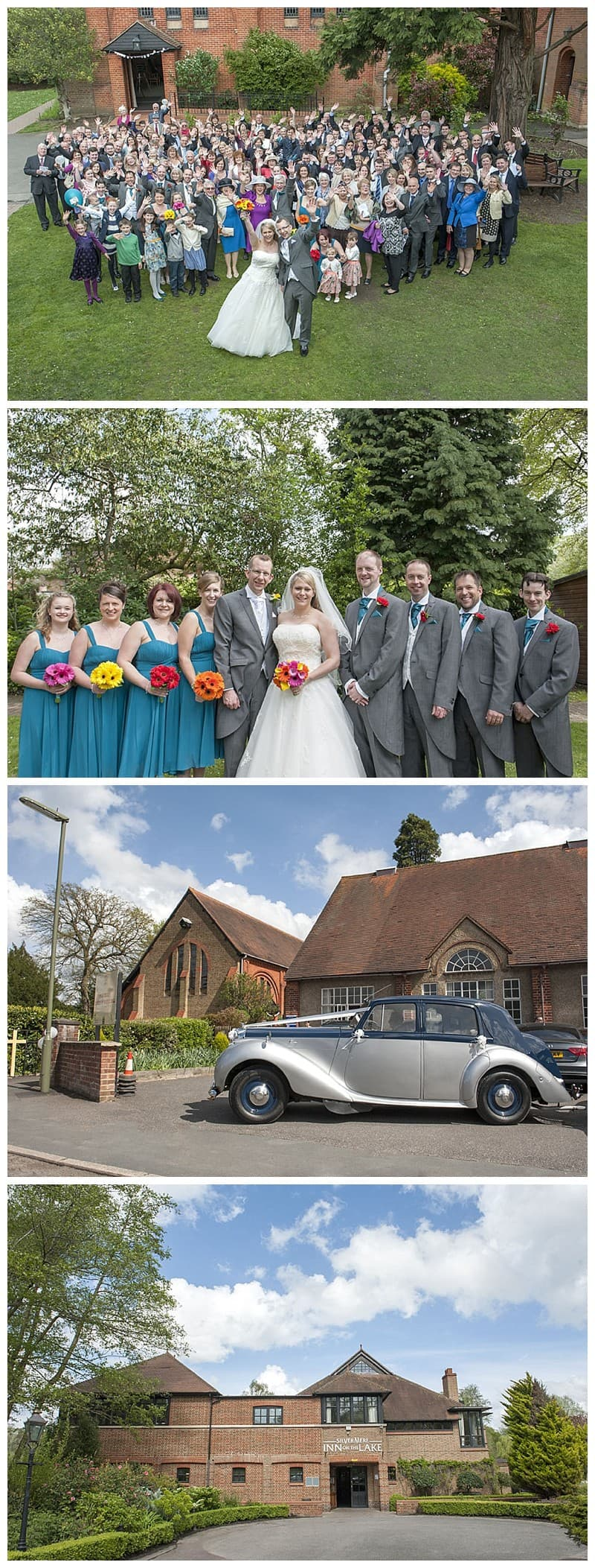 Steve & Hannah, Silvermere Golf Course Wedding, Benjamin Wetherall Photography0026