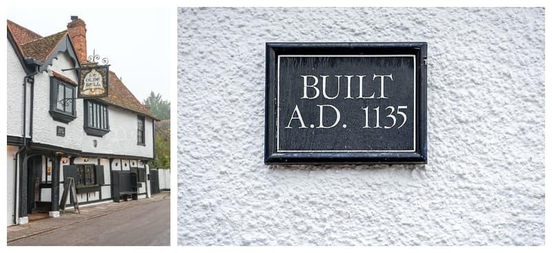 Stuart & Deborah, The Olde Bell, Hurley Wedding, Benjamin Wetherall Photography0001