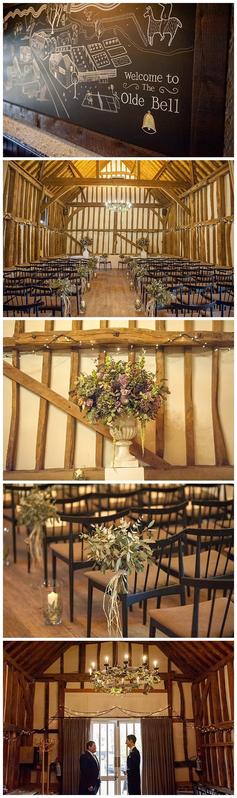 Stuart & Deborah, The Olde Bell, Hurley Wedding, Benjamin Wetherall Photography0011