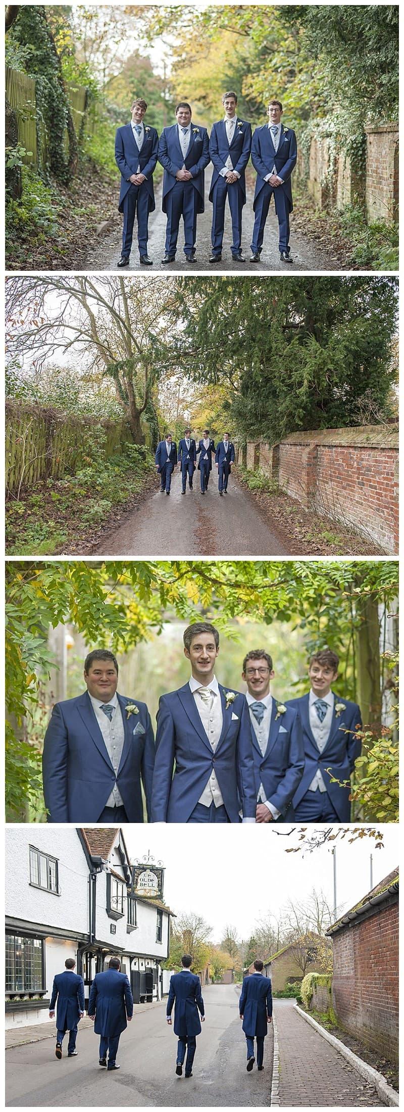 Stuart & Deborah, The Olde Bell, Hurley Wedding, Benjamin Wetherall Photography0022