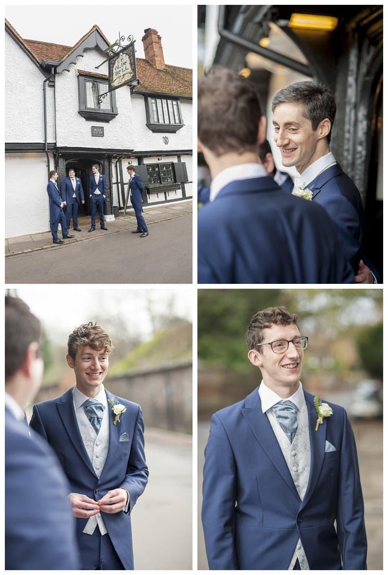 Stuart & Deborah, The Olde Bell, Hurley Wedding, Benjamin Wetherall Photography0023