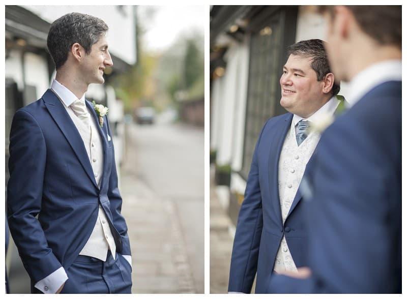 Stuart & Deborah, The Olde Bell, Hurley Wedding, Benjamin Wetherall Photography0024