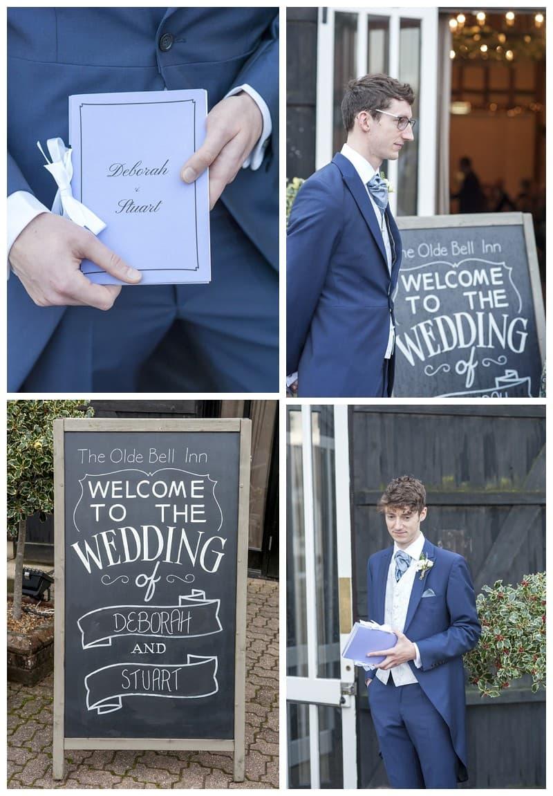 Stuart & Deborah, The Olde Bell, Hurley Wedding, Benjamin Wetherall Photography0035
