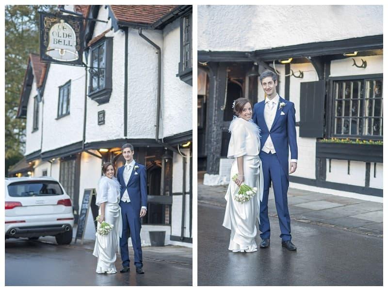Stuart & Deborah, The Olde Bell, Hurley Wedding, Benjamin Wetherall Photography0057