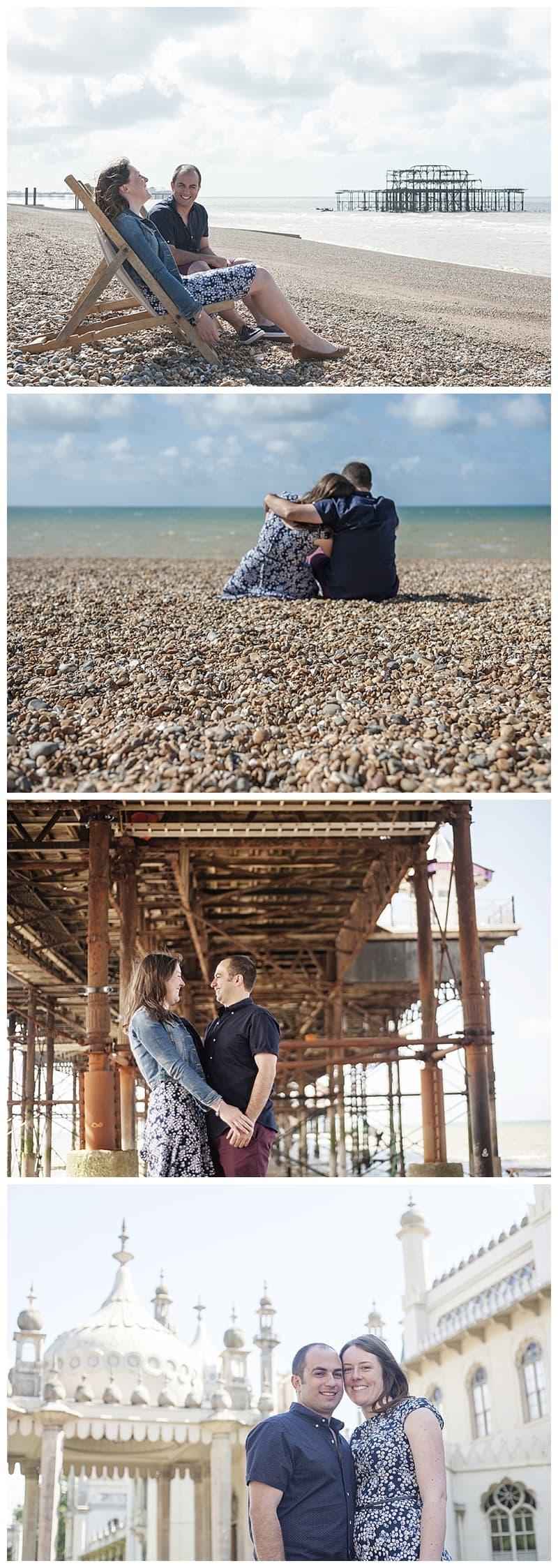 Becca&Fil, Brighton Engagement Photoshoot, Benjamin Wetherall Photography0004