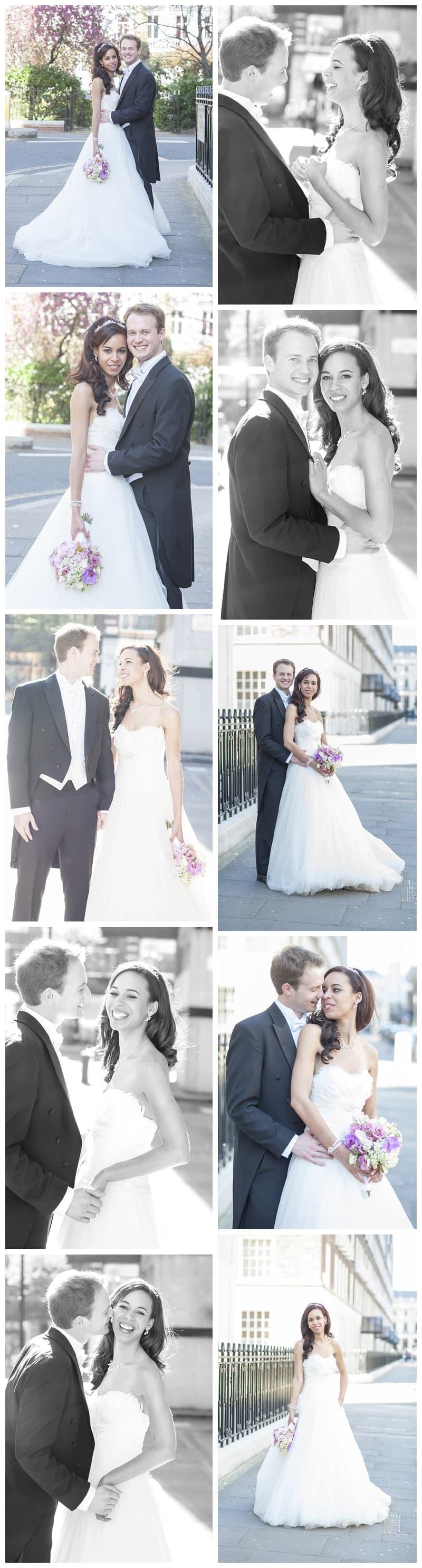Millenium Hotel Knightsbridge, London, benjamin wetherall wedding photography1