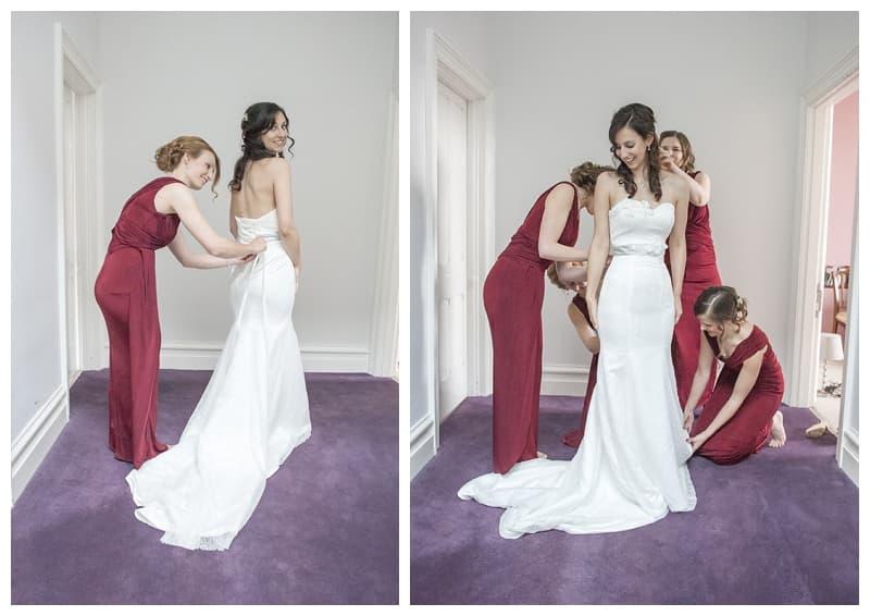 Ashton Court Estate Wedding, Leon & Anna, Clifton Bridge Wedding - Benjamin Wetherall Photography ©0026