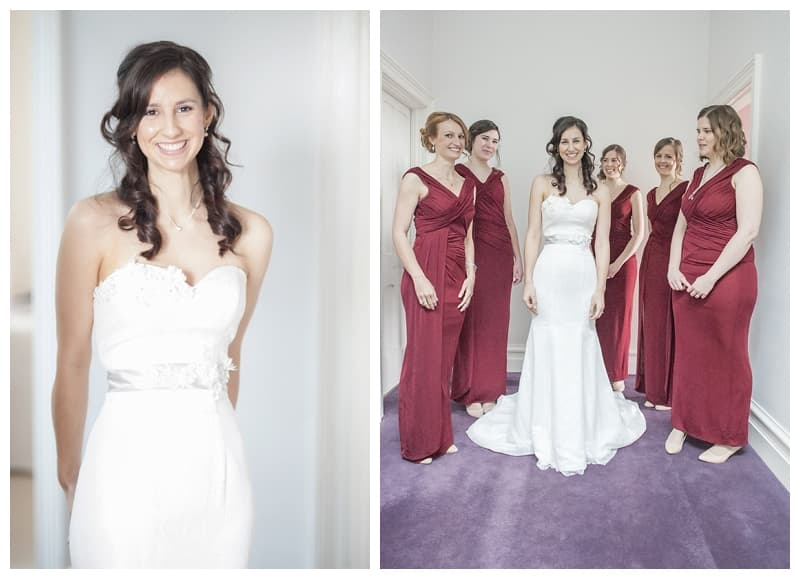 Ashton Court Estate Wedding, Leon & Anna, Clifton Bridge Wedding - Benjamin Wetherall Photography ©0027