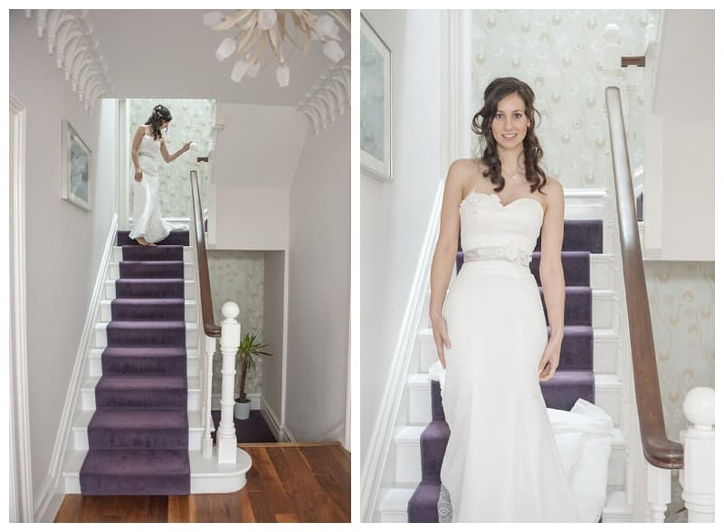 Ashton Court Estate Wedding, Leon & Anna, Clifton Bridge Wedding - Benjamin Wetherall Photography ©0028