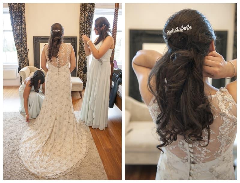 Botley Mansion Wedding, Ami & Antonio - Benjamin Wetherall Photography ©0008