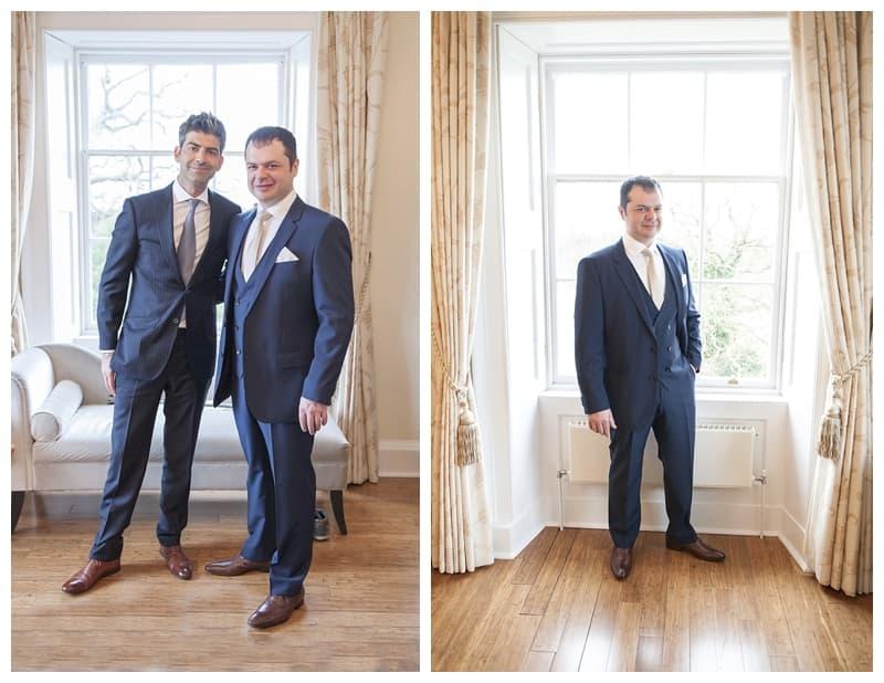 Botley Mansion Wedding, Ami & Antonio - Benjamin Wetherall Photography ©0015