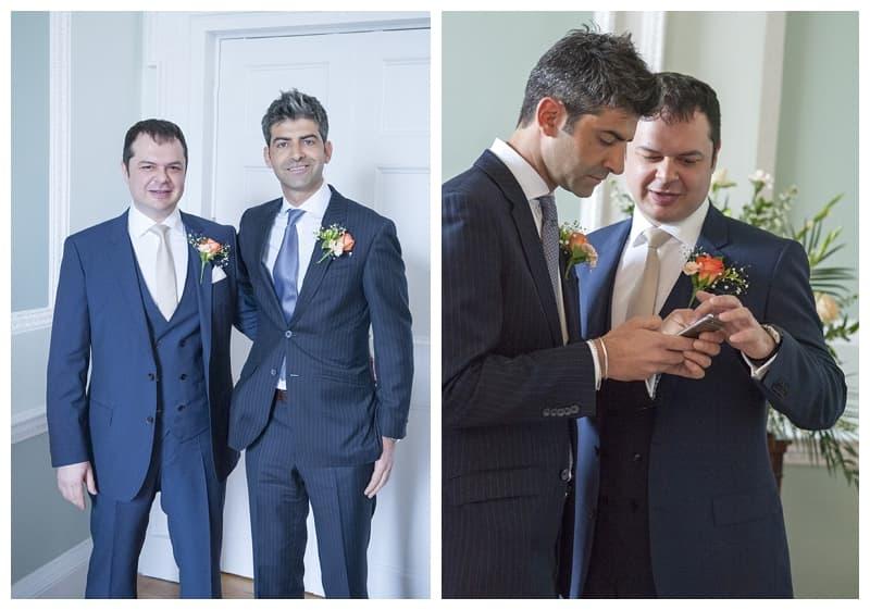 Botley Mansion Wedding, Ami & Antonio - Benjamin Wetherall Photography ©0021
