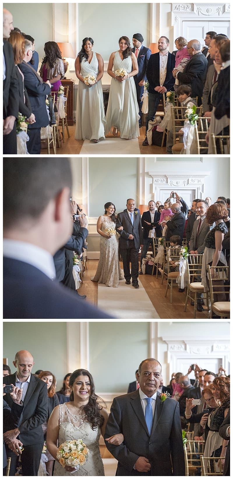 Botley Mansion Wedding, Ami & Antonio - Benjamin Wetherall Photography ©0025