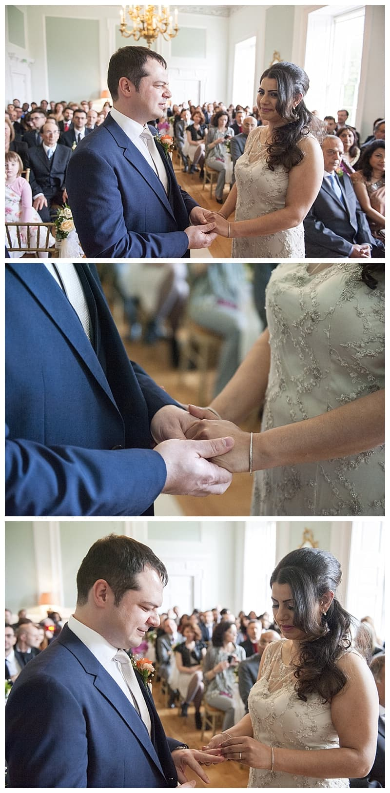 Botley Mansion Wedding, Ami & Antonio - Benjamin Wetherall Photography ©0033