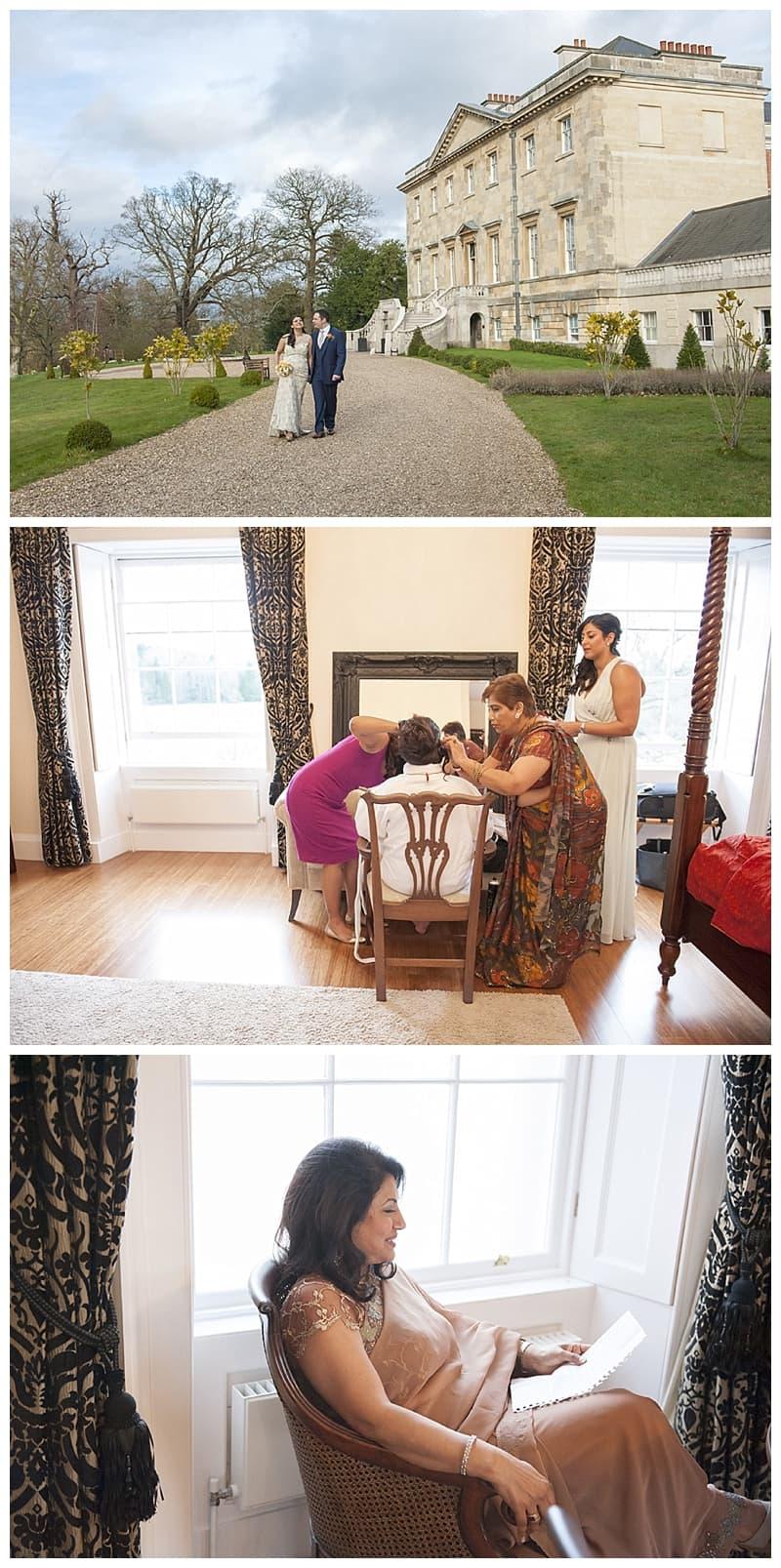 Botley Mansion Wedding, Ami & Antonio - Benjamin Wetherall Photography ©0041
