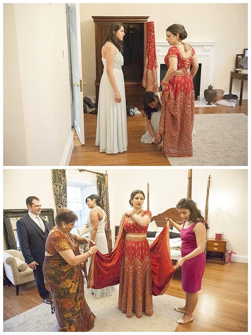 Botley Mansion Wedding, Ami & Antonio - Benjamin Wetherall Photography ©0045
