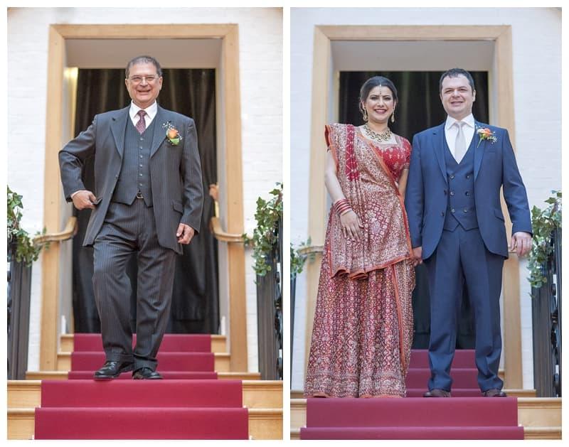 Botley Mansion Wedding, Ami & Antonio - Benjamin Wetherall Photography ©0054