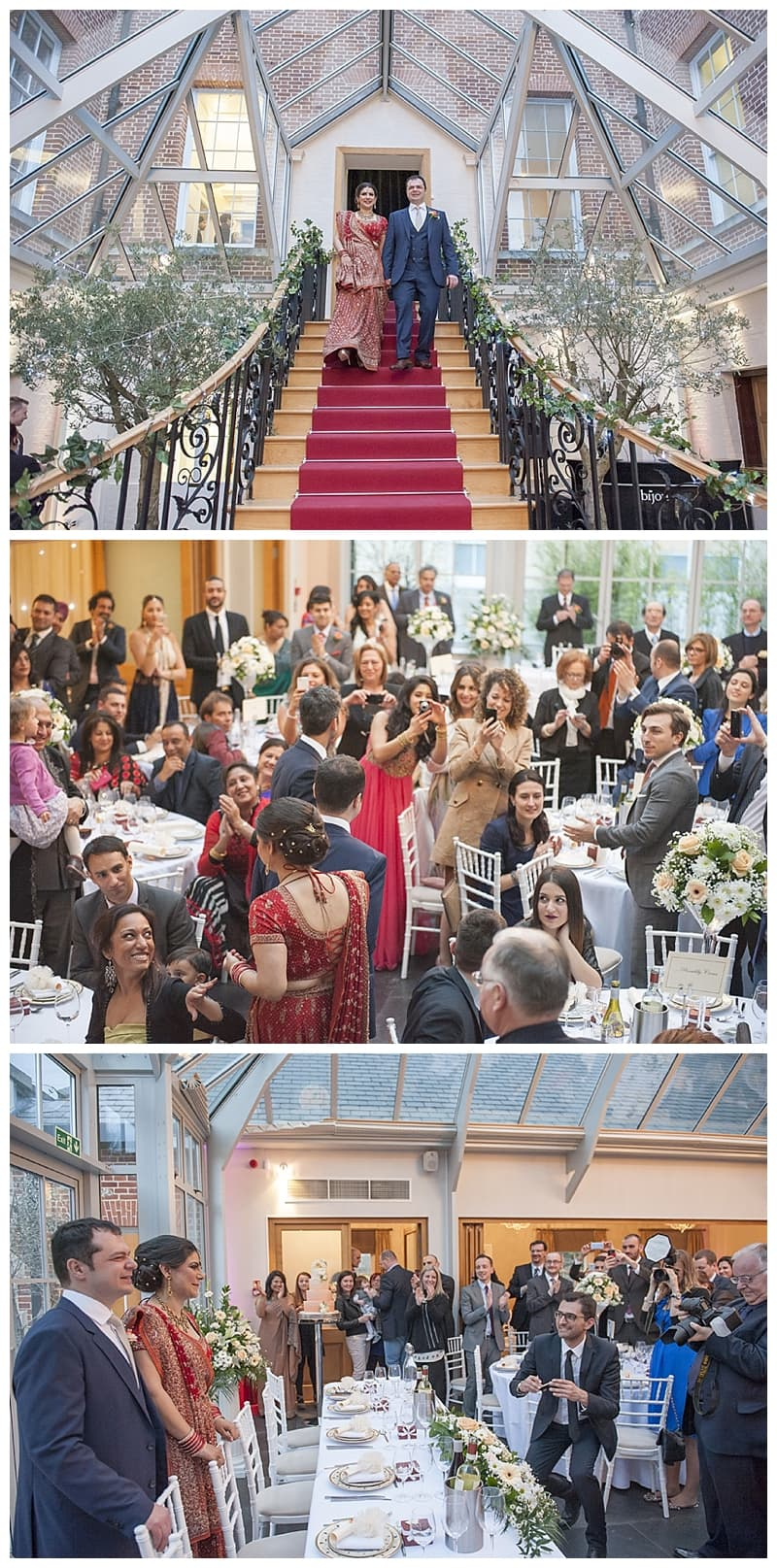 Botley Mansion Wedding, Ami & Antonio - Benjamin Wetherall Photography ©0055