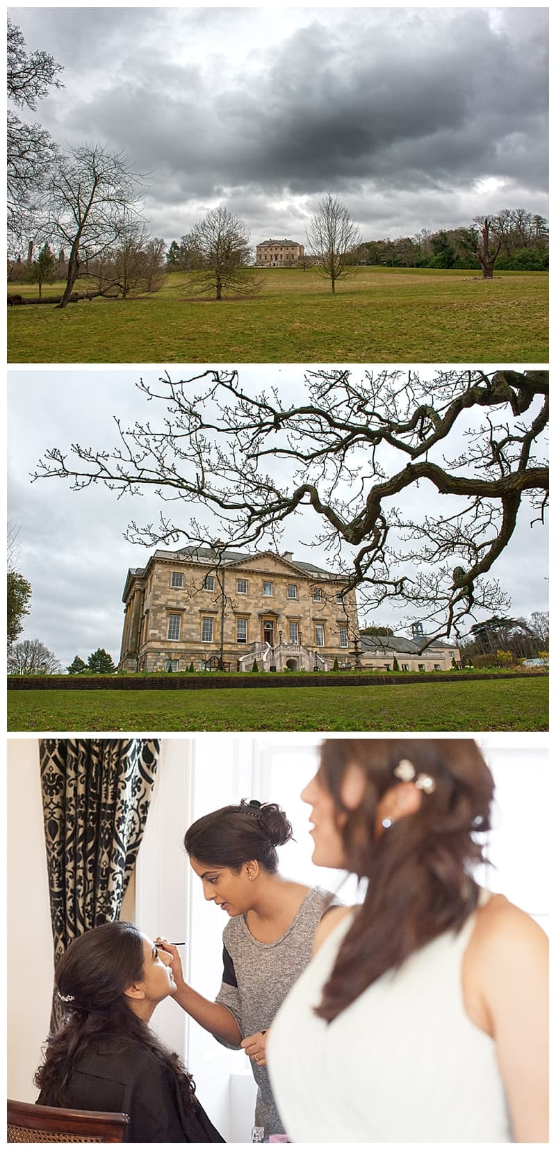 Botley Mansion Wedding, Ami & Antonio - Benjamin Wetherall Photography ©0001