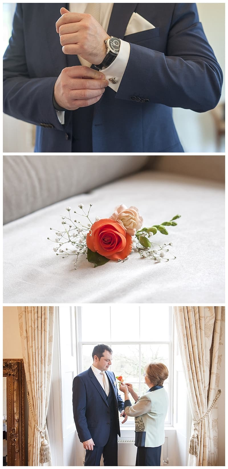 Botley Mansion Wedding, Ami & Antonio - Benjamin Wetherall Photography ©0016