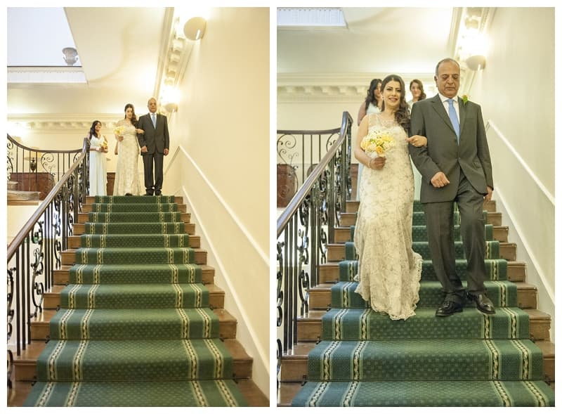 Botley Mansion Wedding, Ami & Antonio - Benjamin Wetherall Photography ©0019