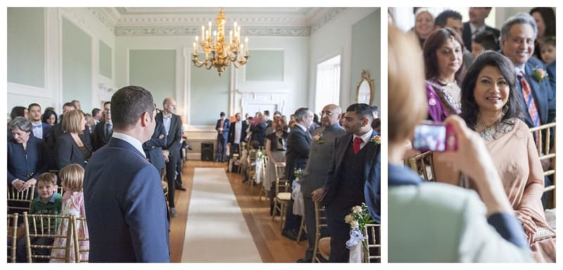 Botley Mansion Wedding, Ami & Antonio - Benjamin Wetherall Photography ©0023