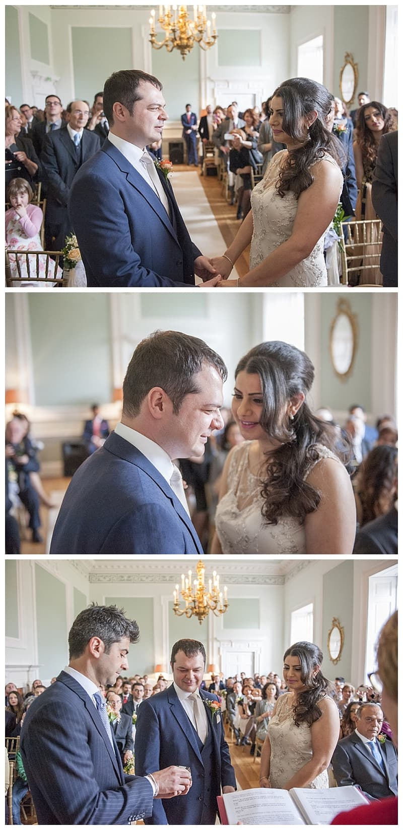 Botley Mansion Wedding, Ami & Antonio - Benjamin Wetherall Photography ©0031