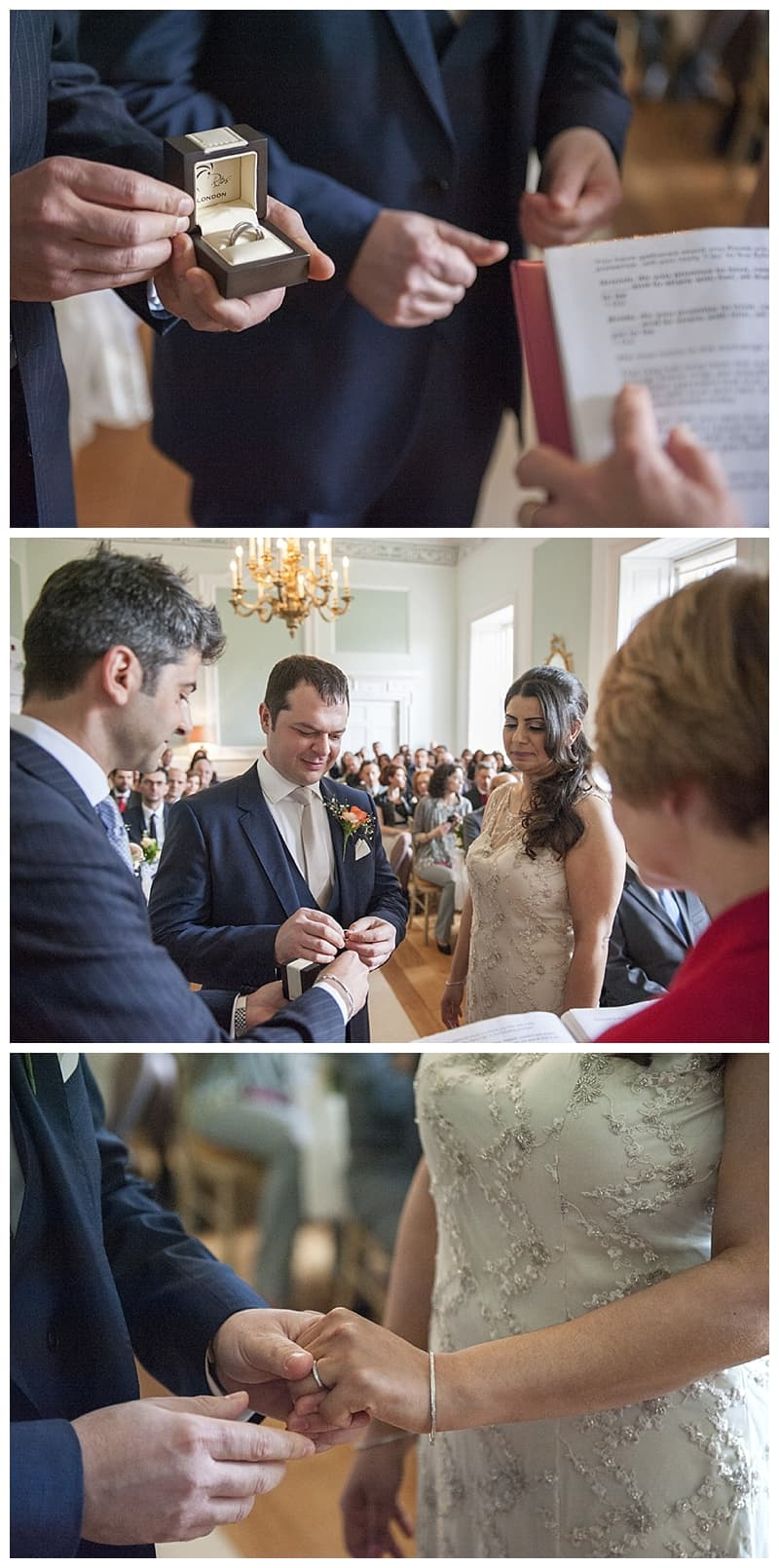 Botley Mansion Wedding, Ami & Antonio - Benjamin Wetherall Photography ©0032